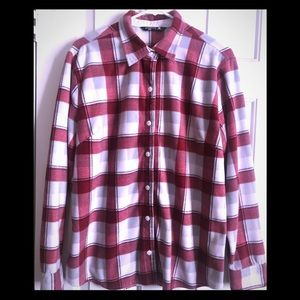 Nice thick flannel shirt